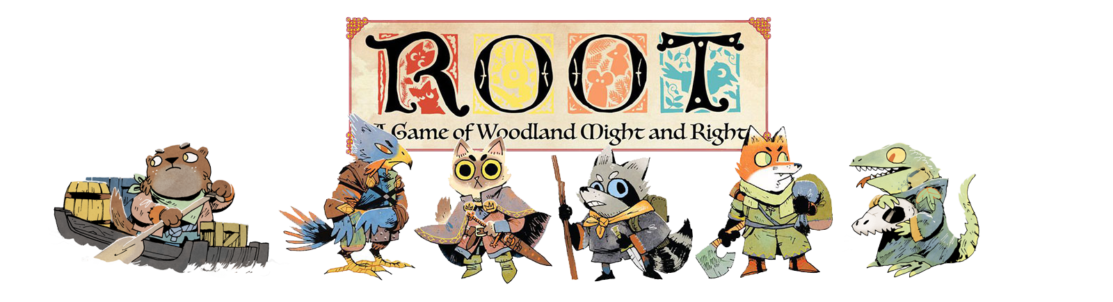 Root, a woodland game of might and right!